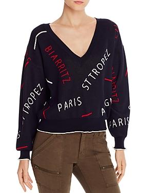 Joie Wilhelmina Destination Sweater