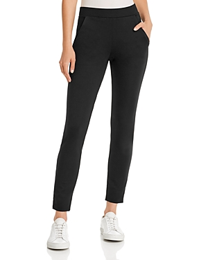 Hue Pants PONTE SLIT-HEM LEGGINGS
