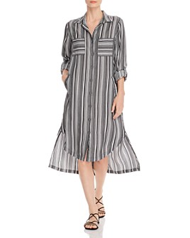 Billy T - Printed Shirt Dress