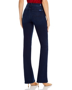 7 For All Mankind - Kimmie Bootcut Jeans in Deep Waters