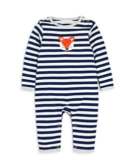 Albetta - Boys' Striped Fox Coverall - Baby