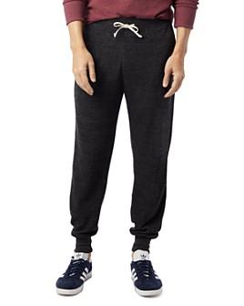 ALTERNATIVE - Terry Cloth Jogger Pants