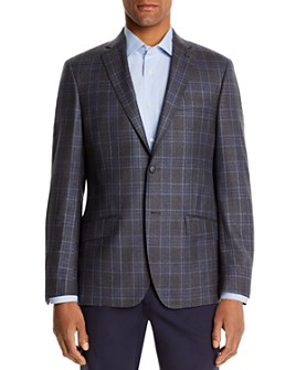 Psycho Bunny - Plaid Regular Fit Sport Coat