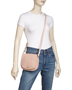 Longchamp - Le Foulonné Small Leather Crossbody