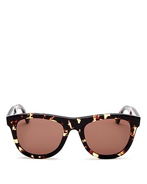 Bottega Veneta Women's Round Sunglasses, 52mm