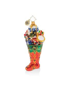 Christopher Radko - Stocking Full of Toys! Ornament