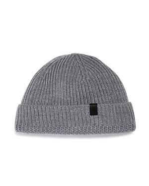 Allsaints Merino Wool Beanie Hat