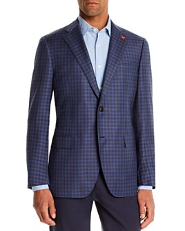 Cardinal Of Canada - Graph Plaid Regular Fit Sport Coat - 100% Exclusive