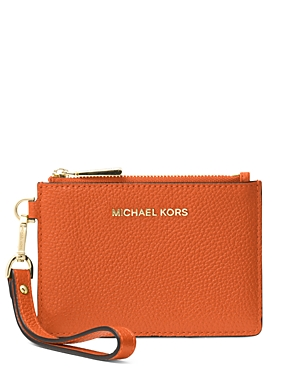 Michael Michael Kors Small Leather Wristlet