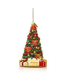 Michael Storrings - Bloomingdale's Tree Glass Ornament - 100% Exclusive