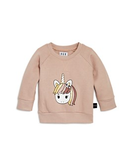 Huxbaby - Girls' Unicorn Sweatshirt - Baby