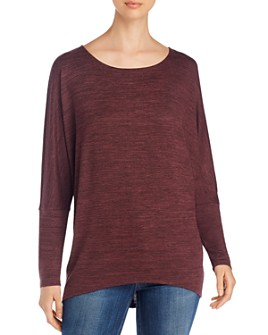 Cupio - Dolman-Sleeve Top