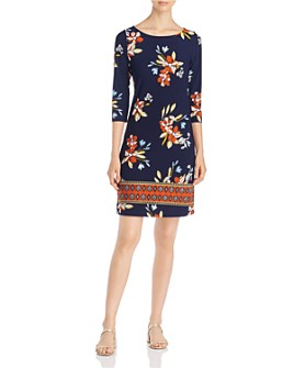 Leota - Amora Floral-Print Dress