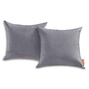 Modway Convene Two-Piece Outdoor Patio Pillow Set