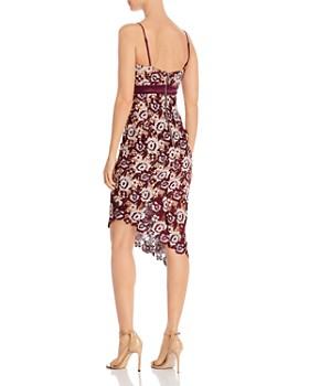 Bardot - Dalia Asymmetric Lace Dress