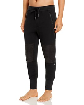 Alo Yoga - Lounge Moto Jogger Pants
