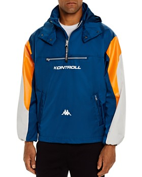 KAPPA - Kontroll Color-Block Windbreaker Jacket