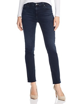 AG - Mari High-Rise Straight-Leg Jeans in 3 Years Inquire