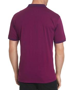 Robert Graham - Easton Skull & Rose Classic Fit Polo Shirt
