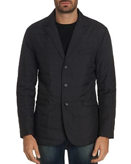 Robert Graham - Epstein Channel-Quilted Classic Fit Blazer