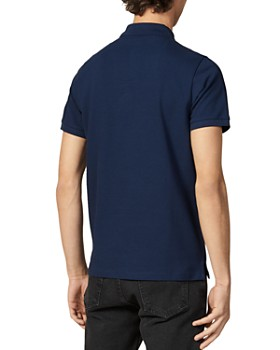 Sandro - Love Slim Fit Polo Shirt