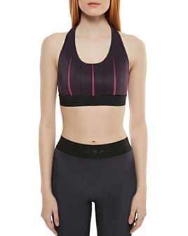 KORAL - Onset Strappy T-Back Sports Bra