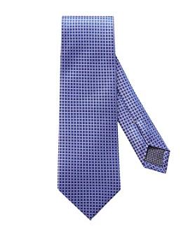 Eton - Circle Dot Pattern Classic Tie