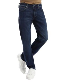 Mavi - Marcus Slim Straight Fit Jeans in Dark Blue Supermove