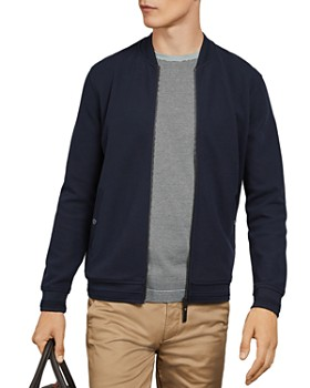 Ted Baker - Flak Jersey Bomber Jacket