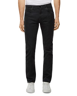 J Brand - Classic Tyler Taper Slim Fit Jeans in Nudicium