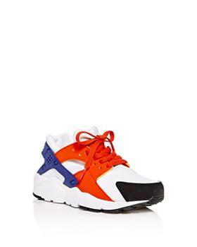 Nike - Boys' Huarache Run Low-Top Sneakers - Big Kid