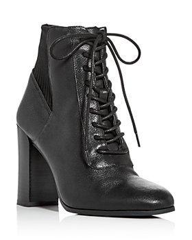Kenneth Cole - Women's Justin Block High-Heel Booties