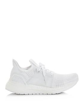 Adidas - Women's Ultraboost 19 Knit Low-Top Sneakers