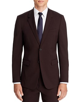 Theory - Chambers Sartorial Stretch Wool Slim Fit Suit Jacket