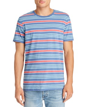 Pacific & Park - Striped Tee