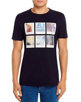 Antony Morato - Instant Photos Graphic Tee