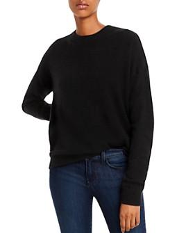 Minnie Rose - Hamsa Cashmere Sweater
