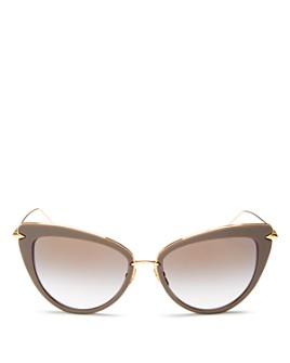 Dita - Women's Heartbreaker Cat Eye Sunglasses, 56mm