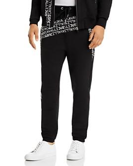 Just Cavalli - Logo Drawstring Sweatpants