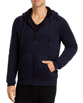 John Varvatos Star USA - Trenton Sherpa-Lined Hoodie - 100% Exclusive