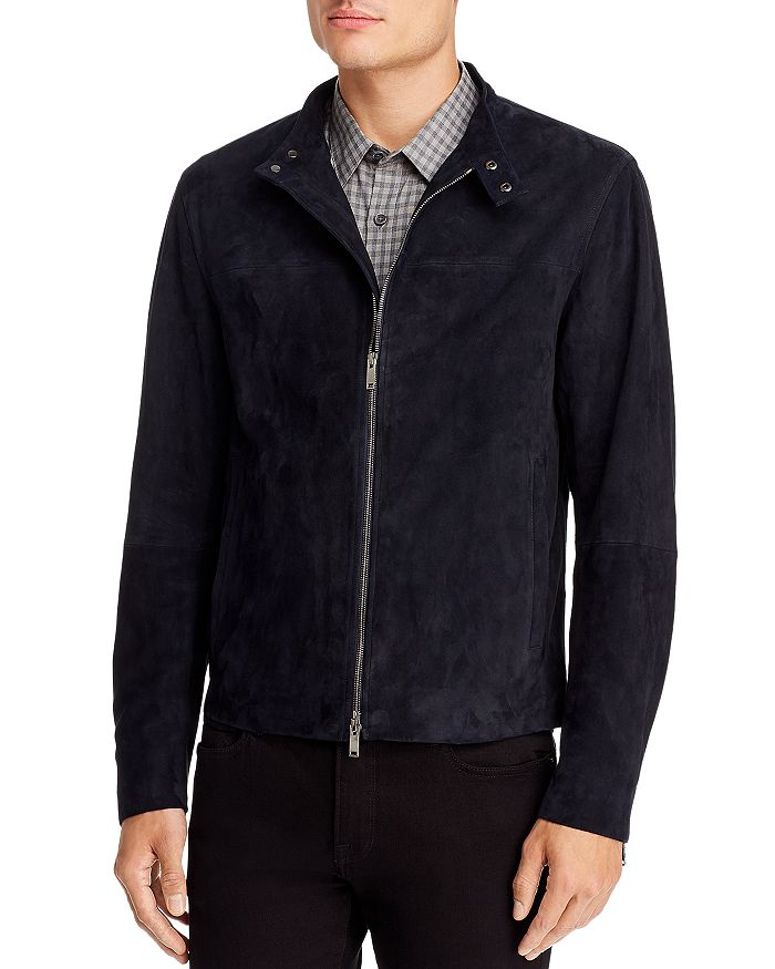 Theory - Wynwood Radic Suede Jacket