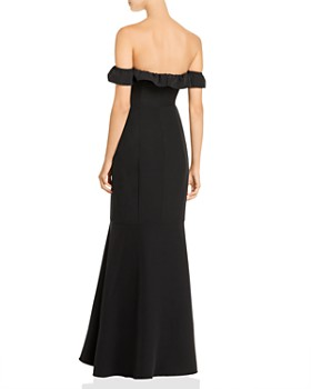 WAYF - Gabriela Off-the-Shoulder Gown