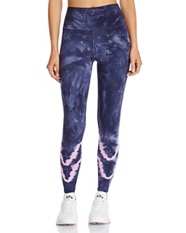 Electric & Rose - Sunset Tie-Dye Leggings