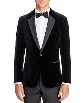 Theory - Velvet Regular Fit Jacket