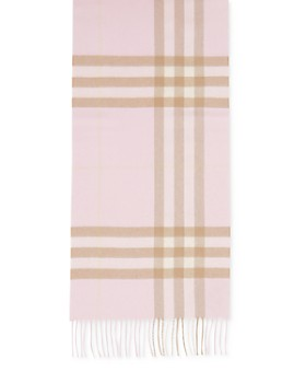 Burberry - Giant Check Scarf