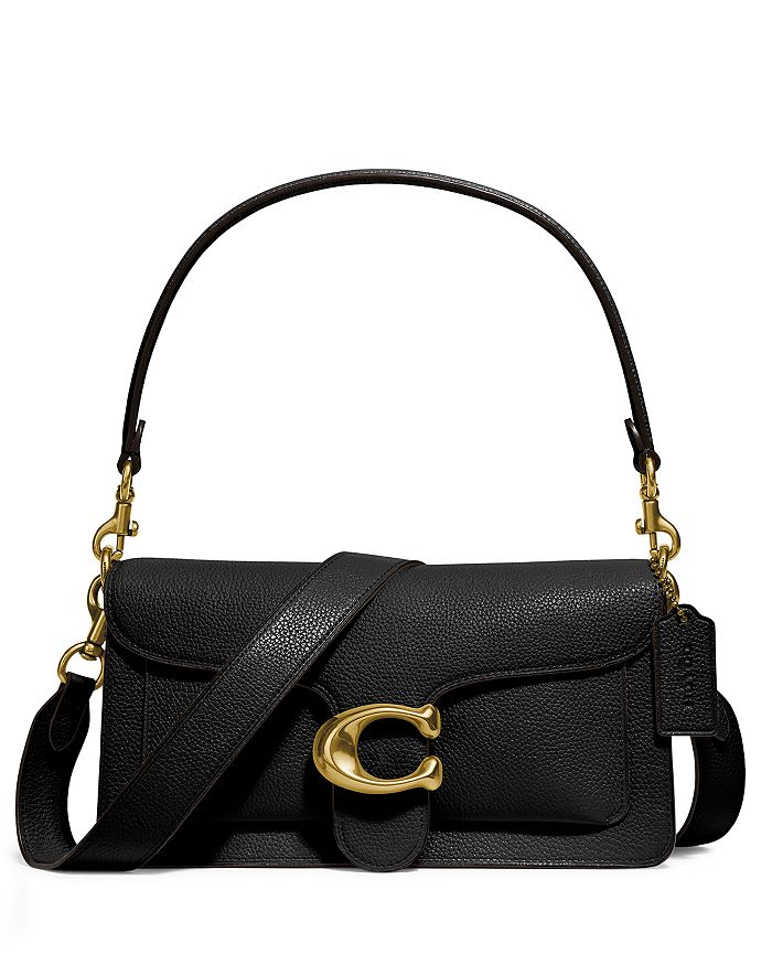 COACH - Tabby 26 Leather Shoulder Bag