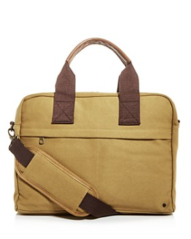 STATE - Preston Cotton Twill Briefcase