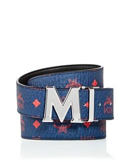 MCM - Men's Claus Reversible Ombré Belt