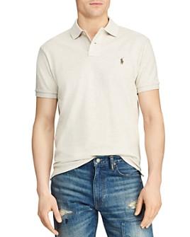 Polo Ralph Lauren - Mesh Custom Slim Fit Polo Shirt