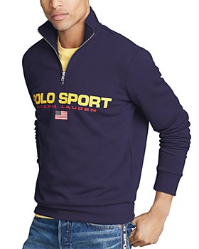 Polo Ralph Lauren - Sport Fleece Half-Zip Sweatshirt